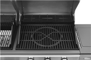 GAS- OG KULGRILL THOR 310 PS COMBI