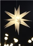 3D FOLDING STAR W/1 LED 44X48X57CM IP44 IN/OUT