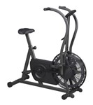 FITNESS BIKE W/ AIR RESISTANCE