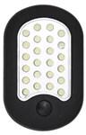LYGTE LED 24 + 3 LED 80 LUMEN