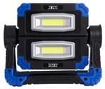 ARBEJDSLAMPE LED FOLDBAR 2X5W