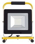 ARBEJDSLAMPE LED 50W M/STANDER