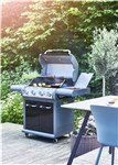 GASGRILL 420 CS 4 BRÆNDERE M/ POWER BURNER