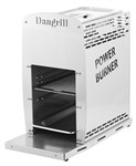 GASGRILL POWER BURNER, DK/NO/FI
