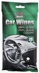 CAR WIPES 20 STK VINYL